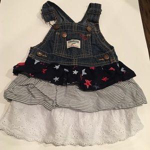 Oshkosh dress - perfect condition💕